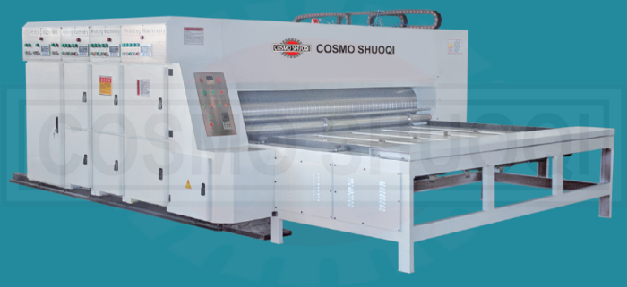 printer slotter machine - cosmo shuoqi