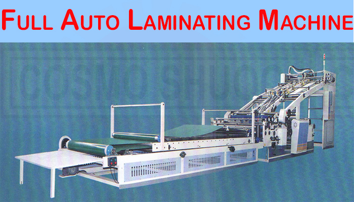 auto laminating machine