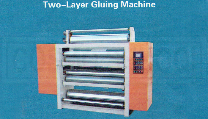 two layer gluing machine - cosmo shuoqi